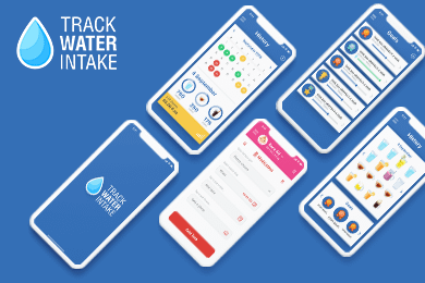 Track Water In Take
